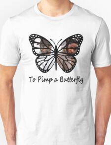 Kendrick Lamar To Pimp a butterfly Unisex T-Shirt
