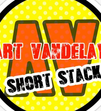 Art Vandelay Sticker