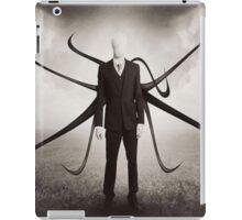 Slender Man style iPad Case/Skin