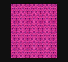 The Haunted Mansion Wallpaper - Pink/Violet T-Shirt
