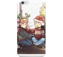 One Punch Man-Eggnog iPhone Case/Skin