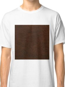 REDDISH BROWN FUR Classic T-Shirt