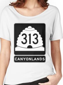 Utah 313 - Canyonlands National Park Women's Relaxed Fit T-Shirt