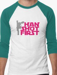 Gun Han Shot First Funny T-Shirt