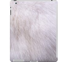 RABBIT FUR iPad Case/Skin