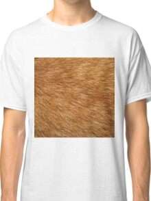 LIGHT BROWN FUR Classic T-Shirt