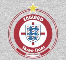 World Cup Football 6/8 - Team England Kids Clothes