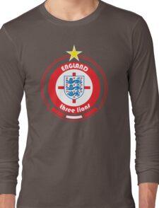 World Cup Football 6/8 - Team England Long Sleeve T-Shirt
