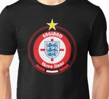 World Cup Football 6/8 - Team England Unisex T-Shirt