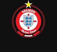 World Cup Football 6/8 - Team England Unisex T-Shirt