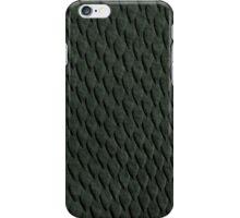 DARK GREEN SCALES iPhone Case/Skin