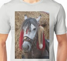 Portrait of a Horse Unisex T-Shirt