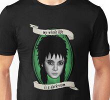 Beetlejuice - Lydia: My Whole Life is a Darkroom Unisex T-Shirt