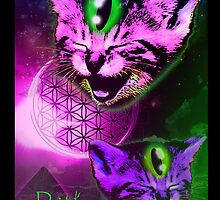 Cats of The Astral Plane  by Dark Threads