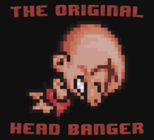 Bonk's Adventure original head banger by distressed
