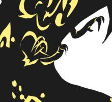 EDH-White Dragon Sticker