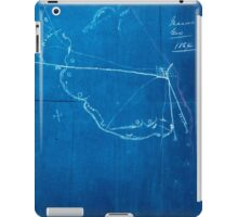 Civil War Maps 0595 Macon Geo 1864 Inverted iPad Case/Skin
