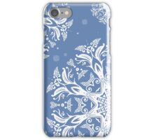 winter pattern iPhone Case/Skin
