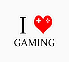 I heart gaming (graphic tees, mugs, and more!) Unisex T-Shirt