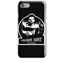 Paladin Danse iPhone Case/Skin