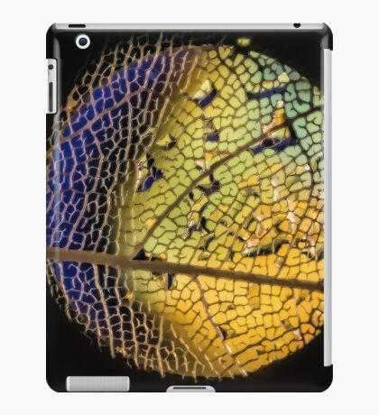Lamp That Guides the Lens iPad Case/Skin