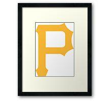 Pittsburgh Pirates 3 Framed Print