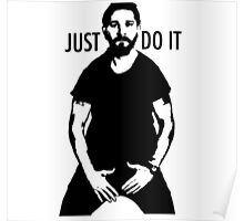 Shia just do it  Poster