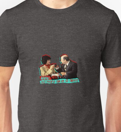 Clueless - Mrs. Geist - Old People Can Be So Sweet! Unisex T-Shirt