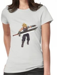 Cloud Womens Fitted T-Shirt