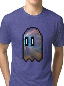Undertale - Here Comes Napstablook Tri-blend T-Shirt