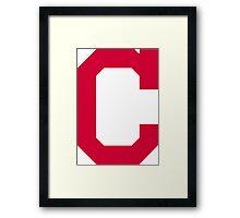 Cleveland Indians 1 Framed Print
