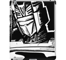 Sadwave Inks iPad Case/Skin