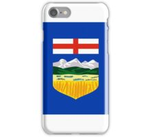 Alberta Flag iPhone Case/Skin