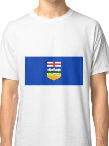 Alberta Flag Classic T-Shirt