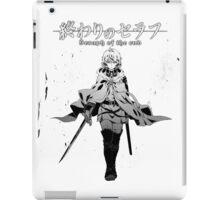 Owari No Seraph(Seraph Of The End) - Mikaela Hyakuya iPad Case/Skin
