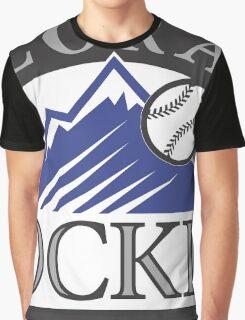 Colorado Rockies  Graphic T-Shirt