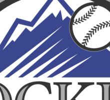 Colorado Rockies  Sticker