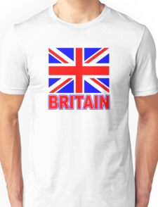 The Pride of Britain Unisex T-Shirt