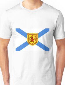 Nova Scotia Flag Unisex T-Shirt