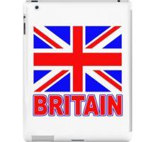 The Pride of Britain iPad Case/Skin