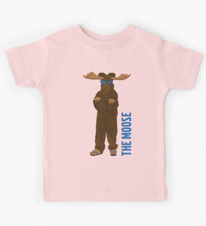 I am The Moose Kids Tee