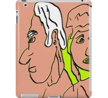 Don't Look Back In Anger iPad Case/Skin