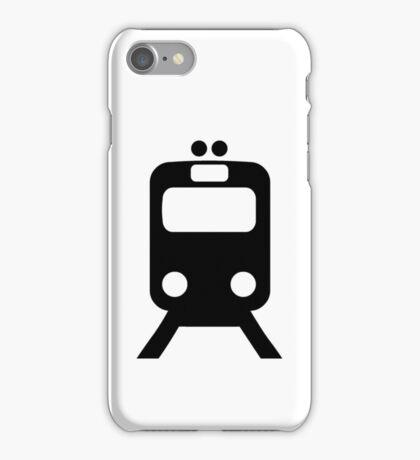 Train Symbol iPhone Case/Skin