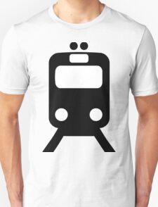 Train Symbol Unisex T-Shirt