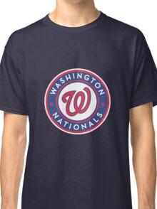 Washington Nationals  Classic T-Shirt