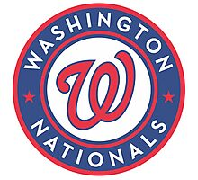 Washington Nationals  Photographic Print