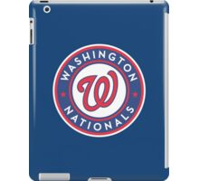 Washington Nationals  iPad Case/Skin
