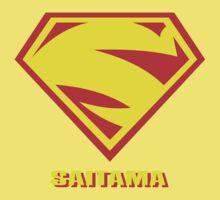 S for SAITAMA Kids Tee