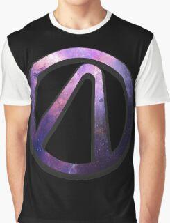 Borderlands 2 vault logo - galaxy Graphic T-Shirt