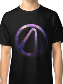Borderlands 2 vault logo - galaxy Classic T-Shirt
